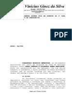 Acordo Judicial Metróle x Wando