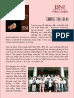 Bni Values Chapter Hà Nội