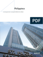 Arup in the Philippines Leaflet Eng 2014