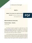 Guía N1 - Breve Historia de La Psiclogía