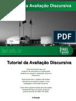 Tutorial da Avaliação Discursiva Calouros.pdf