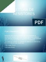 Leitura de Resistores