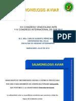 salmonelosis