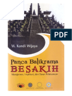 Buku Panca Balikrama