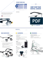 UK Dental Student Brochure