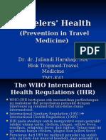 K41,42 - Travel Medicine