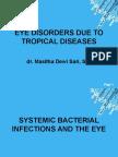 K37 - Eye Disorders Due to Tropical Diseases