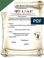 Monografia Derecho Constitucional y Administrativo 1