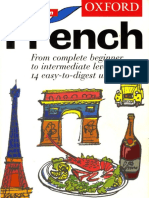 Oxford Take Off in French - Book