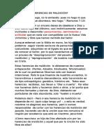 Rayces Herencias de Maldicion