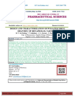 3.DESIGN AND CHARACTERIZATION OF PULSATILE DRUG DELIVERY OF METAPROLOL TARTRATE