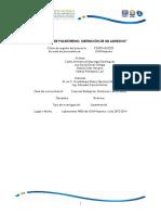 Reciclado de poliestireno Obtención de un adhesivo