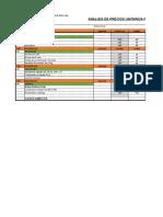 Informe de Estabilidad de Talud