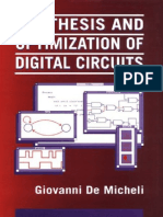 G. de Micheli - Synthesis and Optimization of Digital Circuits (Text Recognized Using OCR) [v. 1.03 20-4-2005]