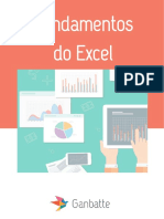 eBook Ganbatte Fundamentos Do Excel 1