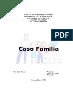 Caso Clínico Familia