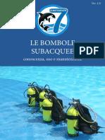 le bombole subacquee