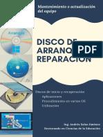 Disco de Arranque y Reparación