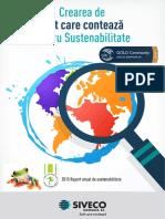 Raport Sustenabilitate SIVECO 2015