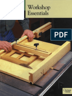 Woodsmith CW - Workshop Essentials