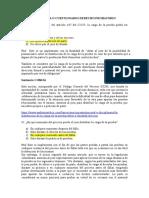 Desarrollo Cuestionario Derecho Probatorio