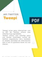 API Twitter