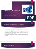 Types of Pump