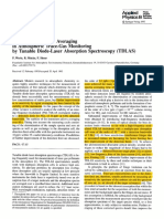 Werle 1993 - Limits of signal averaging TDLAS.pdf