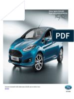Lista de Preturi Ford Fiesta