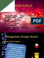 100376410 PPT Energi Nuklir Yang Bener