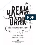 Dieciseis Lunas 2.5 - Dream Dark - Kami Garcia y Margaret Stohl.pdf