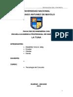 La Tuna Informe