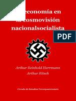 La Economía en La Cosmovisión Nacionalsocialista