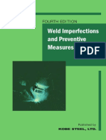 Weld Imperfections and Preventive Measures