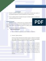 Actividad 1. Enunciado Del Proyecto. Necesidades y Funcionalidades Principales (1)
