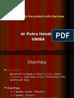 diarrhea 13-11-13