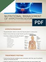 7 - hypothyroidism presentation