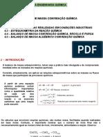 Cap.4 Introdução Eq Bm-com Reações