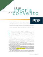 15 CÓDICES EN LA MEMORIA DE UN CONVENTO.pdf