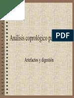 Artefactos  - COPROLOGICO.pdf