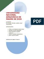 Intermediacion Financiera y Bursatil