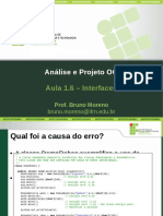 APOO Aula1.6 Interfaces