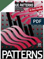 Gary Chaffee - Technique Patterns