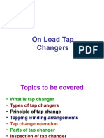 On Load Tap Changers