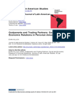 Killick_Godparents and Trading Partners-Social and Economic Relations in Peruvian Amazonia