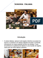 Gastronomia Italiana Slides