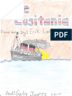 Lusitania Children's Book
