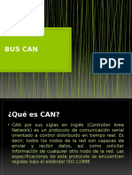 BUS CAN