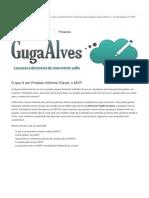O que é um Produto Mínimo Viável, o MVP _ GugaAlves.net[1].pdf