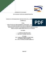 Proyecto Pis 2017